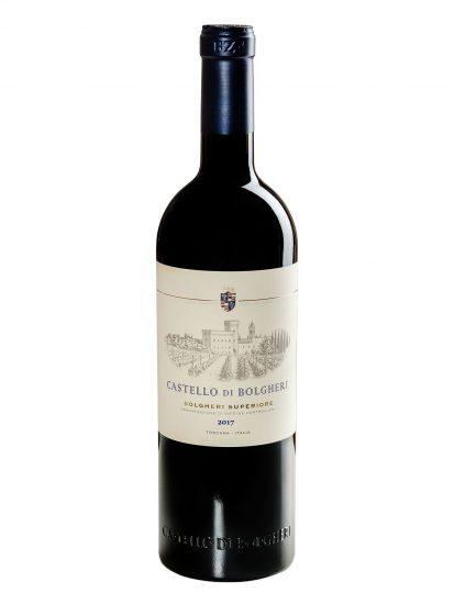 BOLGHERI, CASTELLO DI BOLGHERI, SUPERIORE, Su i Quaderni di WineNews
