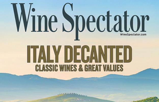 ANTINORI, ITALY, TIGNANELLO, VENETO, WINE, WINE SPECTATOR, News
