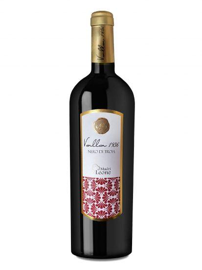 MADRI LEONE, NERO DI TROIA, PUGLIA, Su i Vini di WineNews