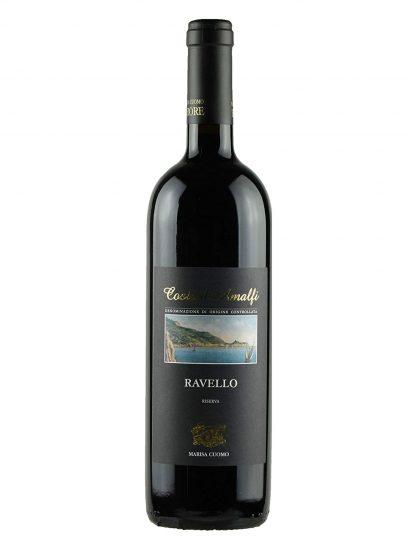 COSA D'AMALFI RAVELLO, MARISA CUOMO, ROSSO, Su i Vini di WineNews