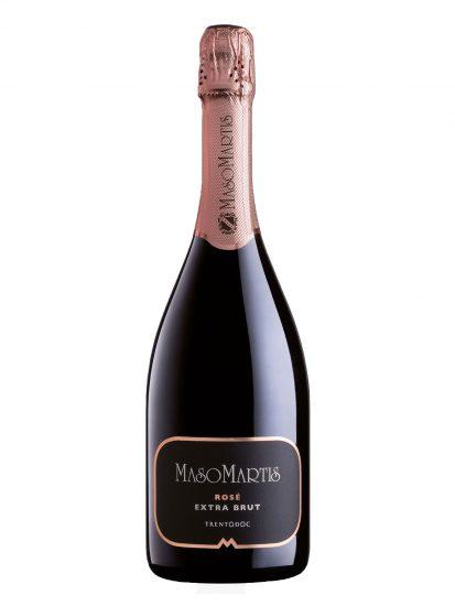 EXTRA BRUT ROSÉ, MASO MARTIS, TRENTO, Su i Quaderni di WineNews