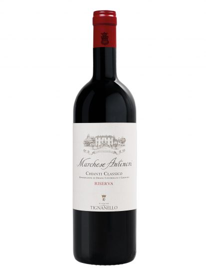 ANTINORI, CHIANTI CLASSICO, TENUTA TIGNANELLO, Su i Vini di WineNews