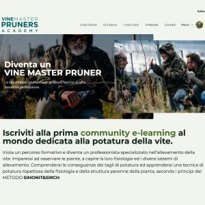 La potatura della vite si impara on line, nel mondo: nasce Vine Master Pruners Academy (in digitale)