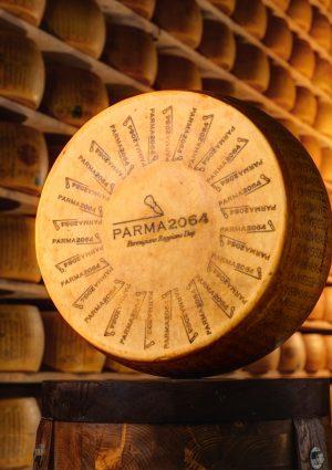Agrinascente, Parmigiano Reggiano Parma2064
