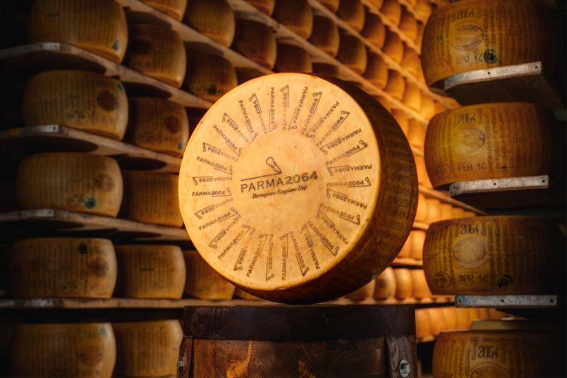 AGRINASCENTE, FIDENZA, PARMA2064, PARMIGIANO REGGIANO, La dispensa, Su i Vini di WineNews