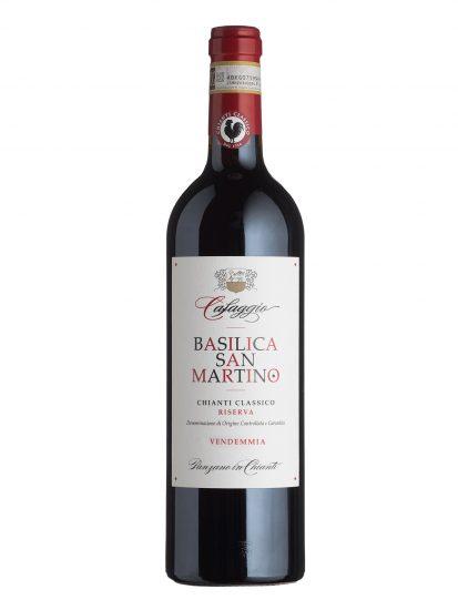 CAFAGGIO, CHIANTI CLASSICO, Su i Vini di WineNews