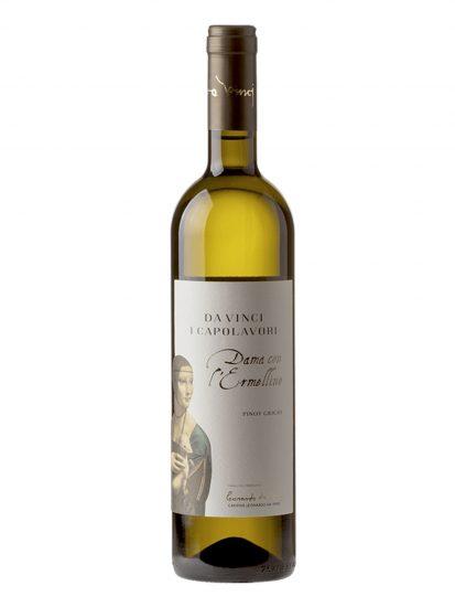 CANTINE LEONARDO DA VINCI, PINOT GRIGIO, RUBICONE, Su i Vini di WineNews
