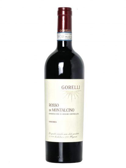GIUSEPPE GORELLI, MONTALCINO, ROSSO, Su i Quaderni di WineNews