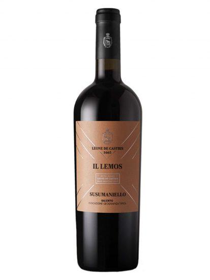LEONE DE CASTRIS, SALENTO, SUSUMANIELLO, Su i Vini di WineNews