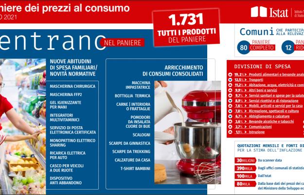 BORRACCIA TERMICA, ISTAT, MACCHINA IMPASTATRICE, PANDEMIA, PANIERE, Non Solo Vino
