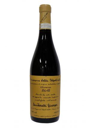Quintarelli, Docg Amarone della Valpolicella Classico 2012