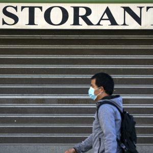 Istat: nell'anno della pandemia la ristorazione ha perso oltre 30 miliardi di euro