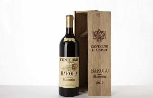 BAROLO MONFORTINO GIACOMO CONTERNO, FINE WINE, ITALY 100, LIVE-EX, MASSETO, SASSICAIA, News