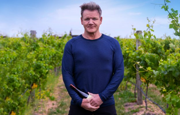CALIFORNIA, GORDON RAMSAY, vino, Mondo