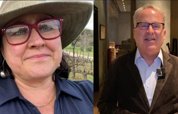 BRUNELLO DI MONTALCINO, JAMES SUCKLING, MONICA LARNER, MONTALCINO, vino, Italia