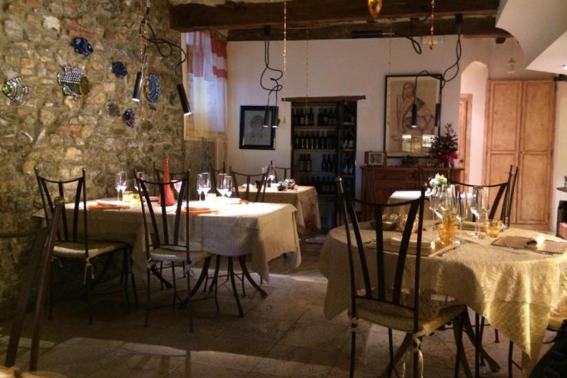 DAL CACINI, RISTORANTE, SUVERETO, Ristoranti ed Enoteche, Su i Vini di WineNews