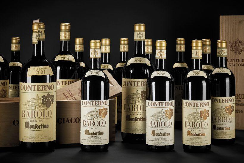 ECCELLENZA BAROLO, GIACOMO CONTERNO, MONFORTINO MANIA, Su i Quaderni di WineNews