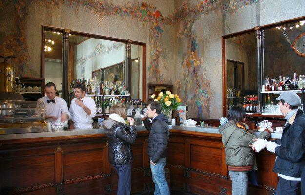 BANCONE, BAR, CAFFE', ISTITUTO ESPRESSO ITALIANO, RIAPERTURA, RIPARTENZA, ZONA GIALLA, Non Solo Vino