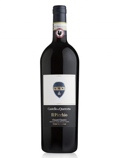 CASTELLO DI QUERCETO, CHIANTI CLASSICO, GRAN SELEZIONE, Su i Vini di WineNews
