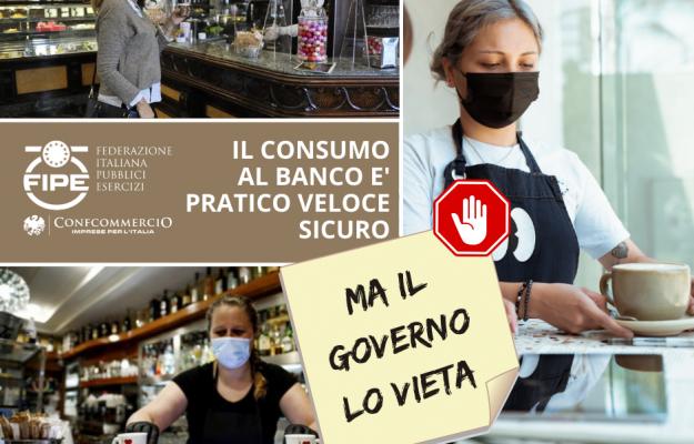 BAGNI, BAR, FIPE, GOVERNO, RISTORANTE, SERVIZIO AL BANCO, Non Solo Vino