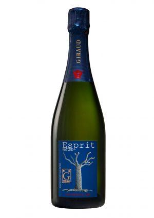 Henri Giraud, Aoc Champagne Brut Nature Esprit de Giraud