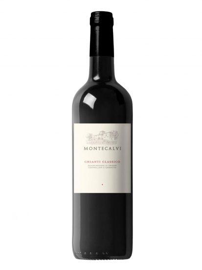 CHIANTI CLASSICO, MONTECALVI, SANGIOVESE, Su i Vini di WineNews