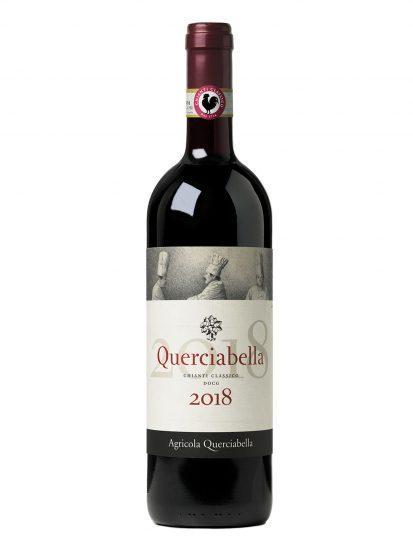 CHIANTI CLASSICO, QUERCIABELLA, SANGIOVESE, Su i Vini di WineNews