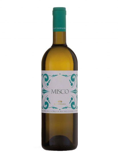 JESI, TENUTA DI TAVIGNANO, VERDICCHIO, Su i Vini di WineNews