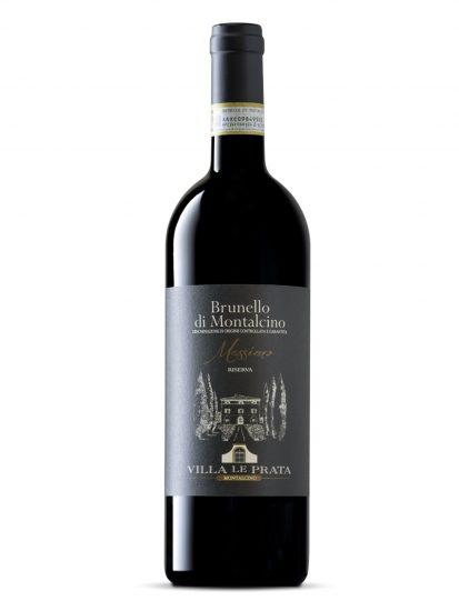 BRUNELLO, MONTALCINO, VILLA LE PRATA, Su i Vini di WineNews