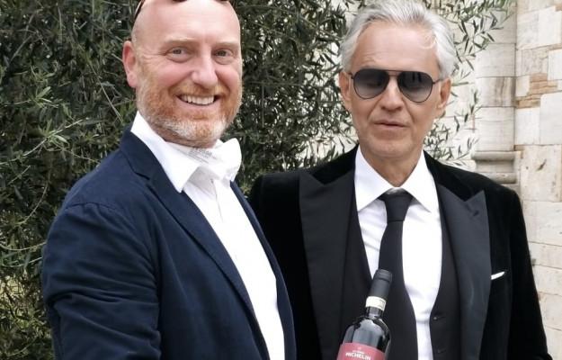 ANDREA BOCELLI, MONTALCINO, TERRITORI, THE JOURNEY, vino, Italia