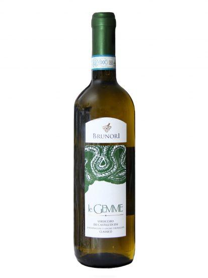 BRUNORI, CASTELLI DI JESI, VERDICCHIO, Su i Quaderni di WineNews