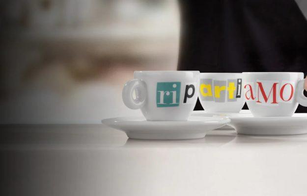 CAFFE', FIPE, ILLY, ITALIA, RIPARTENZA, SERVIZIO AL BANCO, Non Solo Vino