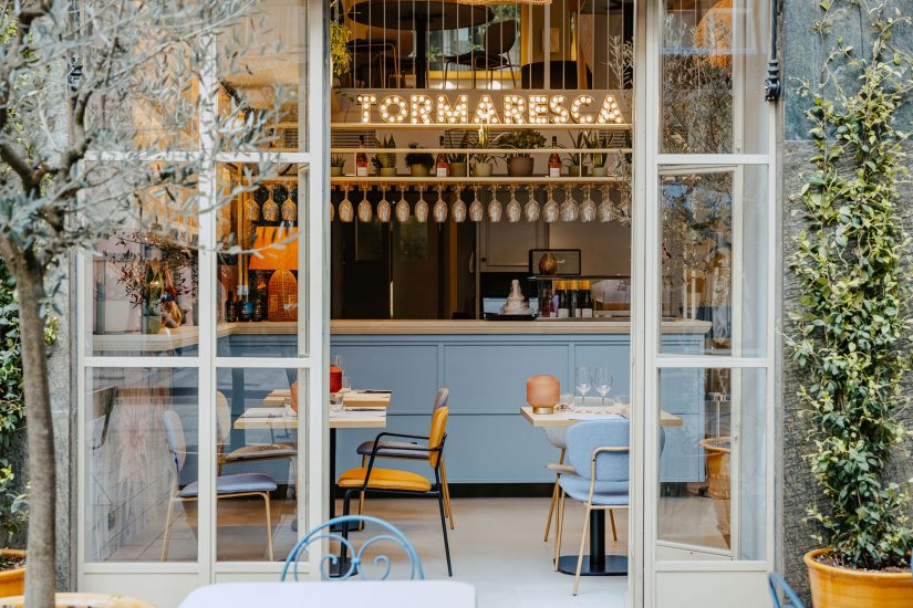 ANTINORI, MILANO, RISTORANTE, TORMARESCA, Ristoranti ed Enoteche, Su i Vini di WineNews