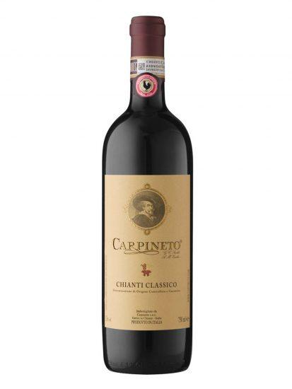 CARPINETO, CHIANTI CLASSICO, Su i Vini di WineNews