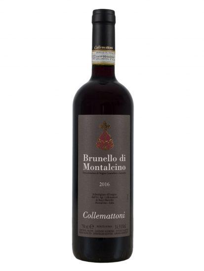 BRUNELLO, COLLEMATTONI, MONTALCINO, Su i Vini di WineNews