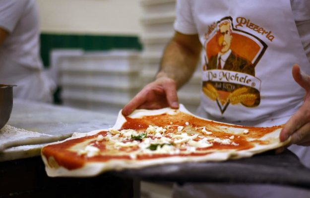 50 TOP PIZZA, CATENA, DA MICHELE, PIZZERIE, Non Solo Vino