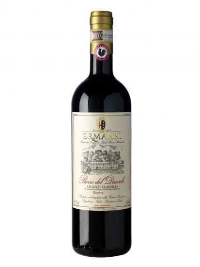 CHIANTI CLASSICO, ORMANNI, SANGIOVESE, Su i Vini di WineNews