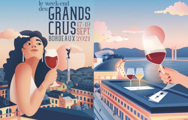 APPASSIONATI, Eventi, vino, WEEKEND DES GRANDS CRUS, Mondo