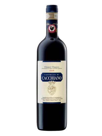 CASTELLO DI CACCHIANO, CHIANTI CLASSICO, MONTI IN CHIANTI, Su i Vini di WineNews