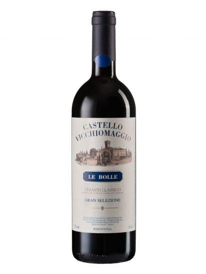 CASTELLO VICCHIOMAGGIO, CHIANTI CLASSICO, GREVE IN CHIANTI, Su i Vini di WineNews