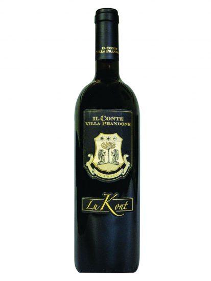 IL CONTE VILLA PRANDONE, MARCHE, Su i Vini di WineNews