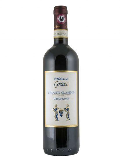 CHIANTI CLASSICO, IL MOLINO DI GRACE, PANZANO, Su i Vini di WineNews