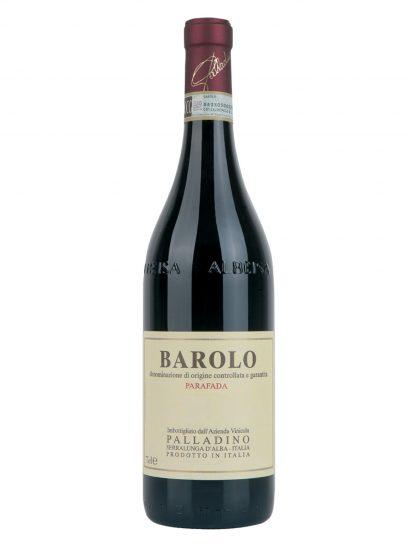 BAROLO, PALLADINO, PARAFADA, Su i Vini di WineNews