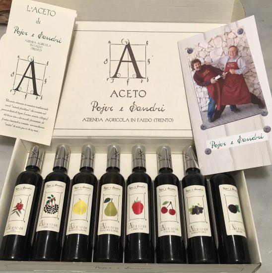 ACETO DI FRUTTA, POJER E SANDRI, SAN MICHELE ALL'ADIGE, La dispensa, Su i Vini di WineNews