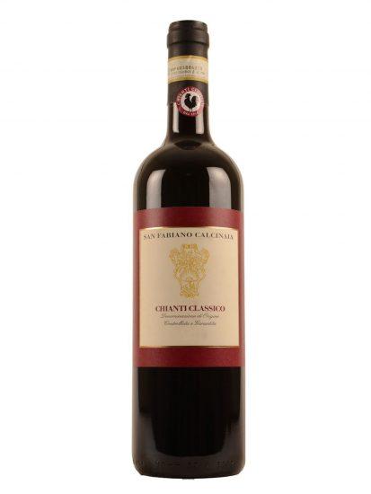 CASTELLINA IN CHIANTI, CHIANTI CLASSICO, SAN FABIANO CALCINAIA, Su i Vini di WineNews