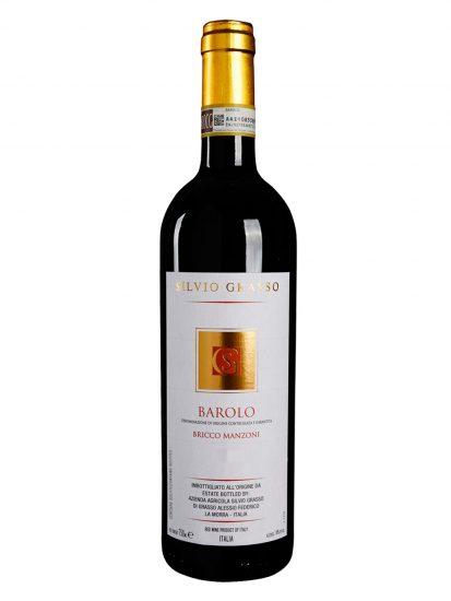 BAROLO, BRICCO MANZONI, SILVIO GRASSO, Su i Vini di WineNews