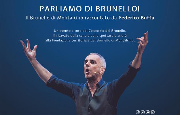 BRUNELLO, FEDERICO BUFFA, SPETTACOLO, STORYTELLING, Italia