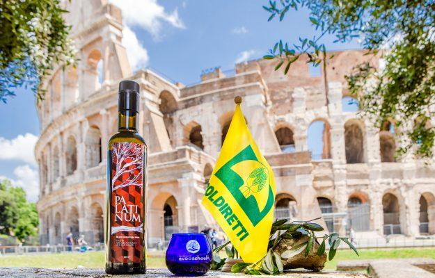 Coldiretti, COMMISSIONE UE, DOP, IGP, MADE IN ITALY, OLIO DI ROMA, OLIO EXTRAVERGINE D'OLIVA, Non Solo Vino