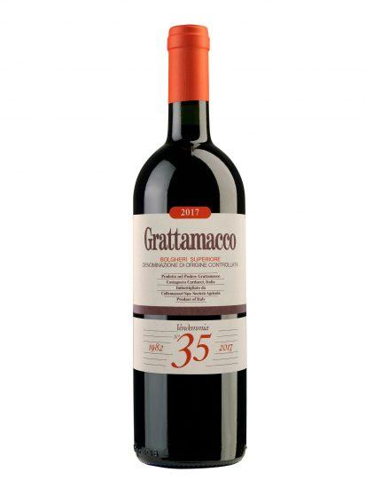 BOLGHERI, GRATTAMACCO, Su i Vini di WineNews