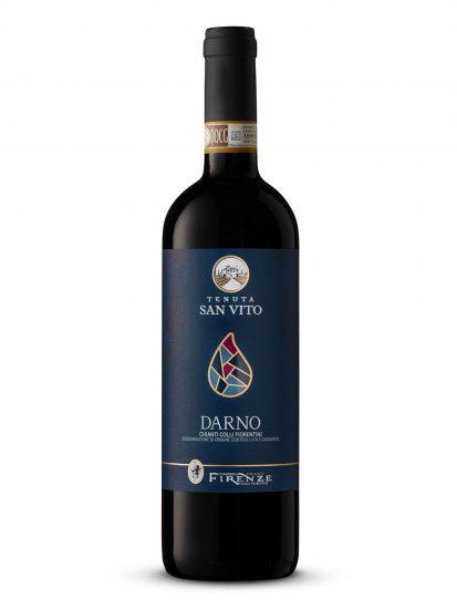 CHIANTI COLLI FIORENTINI, ROSSO, TENUTA SAN VITO, Su i Vini di WineNews